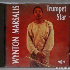 CDs de Música: CD. WYNTON MARSALIS. TRUMPET STAR. Lote 278421263