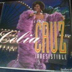 CDs de Música: CELIZ CRUZ IRRESISTIBLE. PERFECTO ESTADO. Lote 278422528