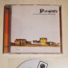 CDs de Música: REMENDAOS - LOS MANDAMIENTOS DE GALLAPE + SINGLE 69BIN THE NIGHT. Lote 278423003