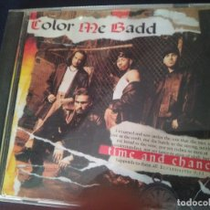 CDs de Música: COLOR ME BADD. TIME AND CHANCE, MBE. Lote 278423093