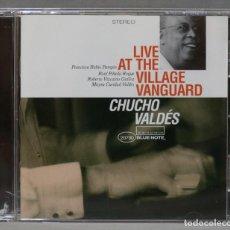 CDs de Musique: CD CHUCHO VALDÉS. LIVE AT THE VILLAGE VANGUARD. Lote 278423193