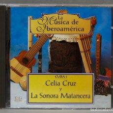 CDs de Música: LA MUSICA DE IBEROAMERICA. CUBA I. Lote 278423413