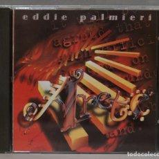 CD di Musica: CD. EDDIE PALMIERI. ARETE. Lote 278423558