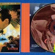 CDs de Música: MAX STEINER: CASABLANCA - ORIGINAL MOTION PICTURE SOUNDTRACK - CD REMASTERIZADO. Lote 278425128