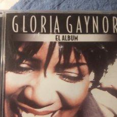 """CDs de Música: CD GLORIA GAYNOR """" EL ALBUM """". Lote 278426818"""