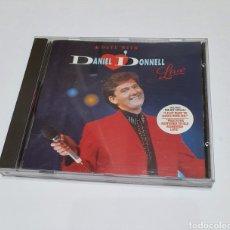 CDs de Música: DANIEL DONNELL LIVE. Lote 278447053