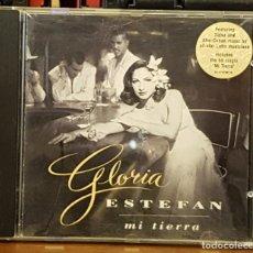 CDs de Música: GLORIA ESTEFAN - MI TIERRA. Lote 278492913