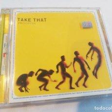 CDs de Música: TAKE THAT - PROGRESS (CD ARGENTINA). Lote 278545533