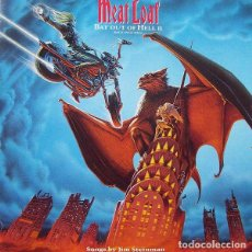CDs de Música: MEAT LOAF – BAT OUT OF HELL II: BACK INTO HELL - CD ALBUM. Lote 278569883