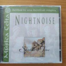 CDs de Música: CD NIGHTNOISE - SHADOW OF TIME - MUSICA CELTA - NUEVO, PRECINTADO (O3). Lote 278598363