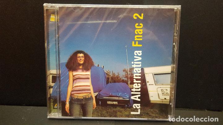 LA ALTERNATIVA FNAC 2 - CD PRECINTADO 2002 FANGORIA SIDONIE DELUXE JET LAG WAKON COOKIN PEPETO (Música - CD's Rock)