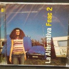 CDs de Música: LA ALTERNATIVA FNAC 2 - CD PRECINTADO 2002 FANGORIA SIDONIE DELUXE JET LAG WAKON COOKIN PEPETO. Lote 278611263