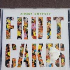 """CDs de Música: CD JIMMY BUFFETT """" FRUIT CAKES """". Lote 278621193"""