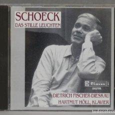 CDs de Música: CD. DAS STILLE LEUCHTEN. SCHOECK. Lote 278626233