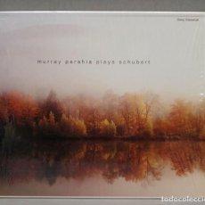 CDs de Música: CD. MURRAY PERAHIA PLAYS SCHUBERT. Lote 278626533