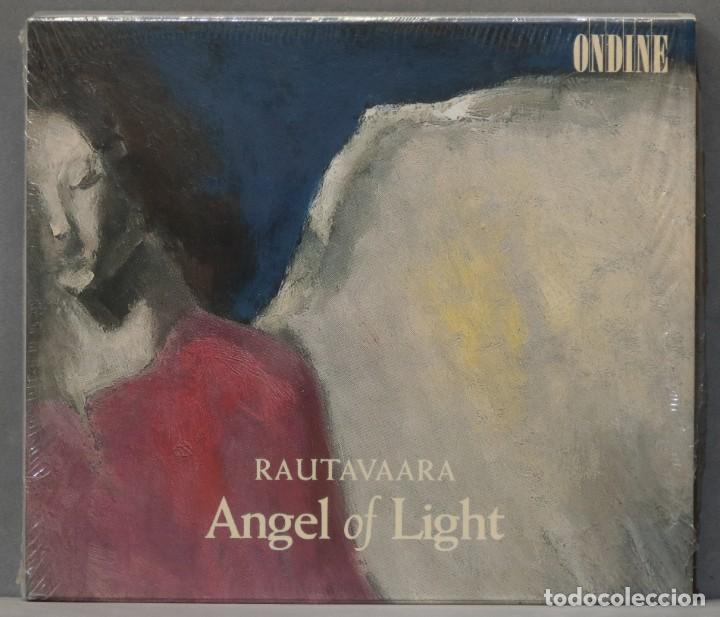 CD. RAUTAVAARA. ANGEL OF LIGHT (Música - CD's Clásica, Ópera, Zarzuela y Marchas)