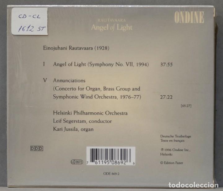 CDs de Música: CD. Rautavaara. Angel Of Light - Foto 2 - 278627303
