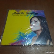 CDs de Música: ARANCHA SANTIAGO. COMO NO TE VOY A QUERER. CD EN CARTÓN. PLASTIFICADO. SIN ABRIR. Lote 278639528