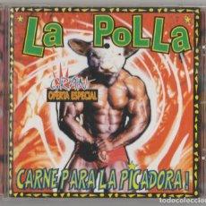 CDs de Música: CD LA POLLA - CARNE PARA LA PICADORA - PUNK. Lote 278698538