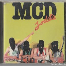 CDs de Música: CD MCD - JODETE - PUNK. Lote 278698803