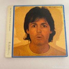 CDs de Música: CD PAUL MCCARTNEY - MC CARTNEY II 2011. Lote 278698813