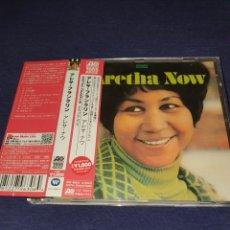 CDs de Música: ARETHA FRANKLIN ARETHA NOW. Lote 278704053