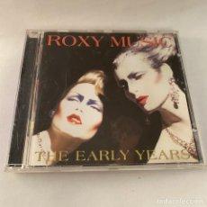 CDs de Música: CD ROXY MUSIC - THE EARLY YEARS - 2000. Lote 278704878