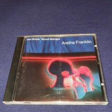 CDs de Música: ARETHA FRANKLIN ROUND MIDNIGHT. Lote 278706203