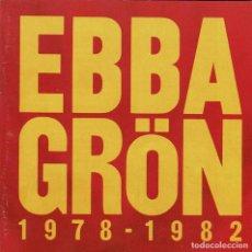 CDs de Música: EBBA GRÖN - 1978-1982. CD. Lote 278757608
