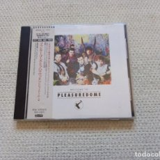 CDs de Música: FRANKIE GOES TO HOLLYWOOD - WELCOME TO THE PLEASURE DOME CD 1994 EDICION JAPONESA. Lote 278760183