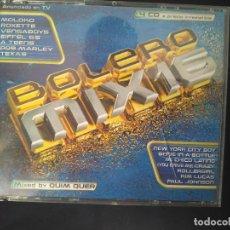 CDs de Música: BOLERO MIX 16. PERFECTO ESTADO. Lote 278766593