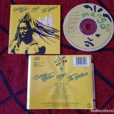 CDs de Música: BUNNY WAILER SINGS THE WAILERS (1980) CD ORIGINAL. Lote 278816863