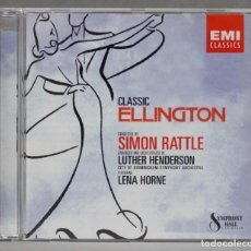 CDs de Musique: CD. CLASSIC ELLINGTON. Lote 278828213