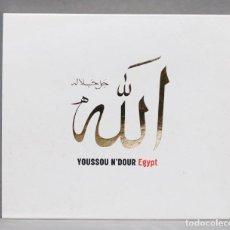 CDs de Música: CD. YOUSSOU N'DOUR. EGYPT. Lote 278832088