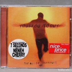CDs de Música: CD. YOUSSOU N'DOUR. THE GUIDE (WOMMAT). Lote 278832228
