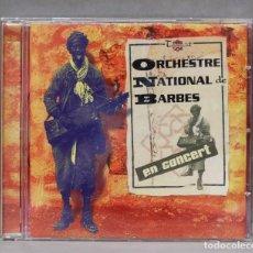 CDs de Música: CD. ORCHESTRE NATIONAL DE BARBÈS. EN CONCERT. Lote 278832288