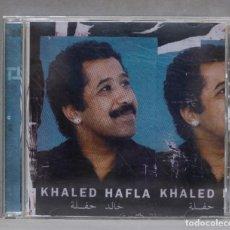 CDs de Música: CD. KHALED. HAFLA. Lote 278832498