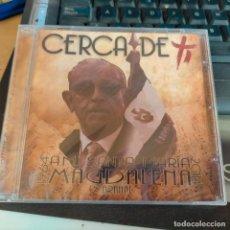 CDs de Música: CD PRECINTADO AGRUPACIÓN MUSICAL SANTA MARÍA MAGDALENA DE ARAHAL CERCA DE TI SEMANA SANTA DE SEVILLA. Lote 278884063