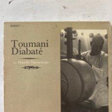 CDs de Música: TOUMANI DIABATE-THE MANDE VARIATIONS-2008-EXCELENTE ESTADO. Lote 278884338