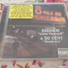 CD de Música: CD EMINEM 8 MILE MUSIC FROM AND INSPIRE BY THE MOTION PICTURE. Lote 278918373