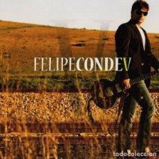 CDs de Música: CD FELIPE CONDE V CON 10 TEMAS PRECINTADO AQUITIENESLOQUEBUSCA ALMERIA. Lote 278937028