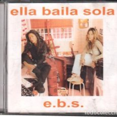 CD di Musica: E. B. S. - ELLA BAILA SOLA / CD ALBUM / MUY BUEN ESTADO RF-10397. Lote 278942708