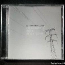CDs de Música: LA SONRISA DEL LOBO - LICANTROPIA ROCK ALIENIGENA - CD 2016 - ROCK CD RECORDS - (NUEVO / PRECINTADO). Lote 278980653