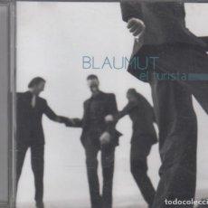 CDs de Música: BLAUMUT CD EL TURISTA 2012. Lote 278980823