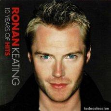 CDs de Música: RONAN KEATING - 10 YEARS OF HITS. CD. Lote 278981793