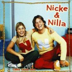 CDs de Música: NICKE & NILLA - TJABA TJENA IGEN. CD. Lote 278982588