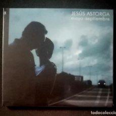 CDs de Música: JESUS ASTORGA - MAYO-SEPTIEMBRE - CD (NUEVO / PRECINTADO). Lote 278982603