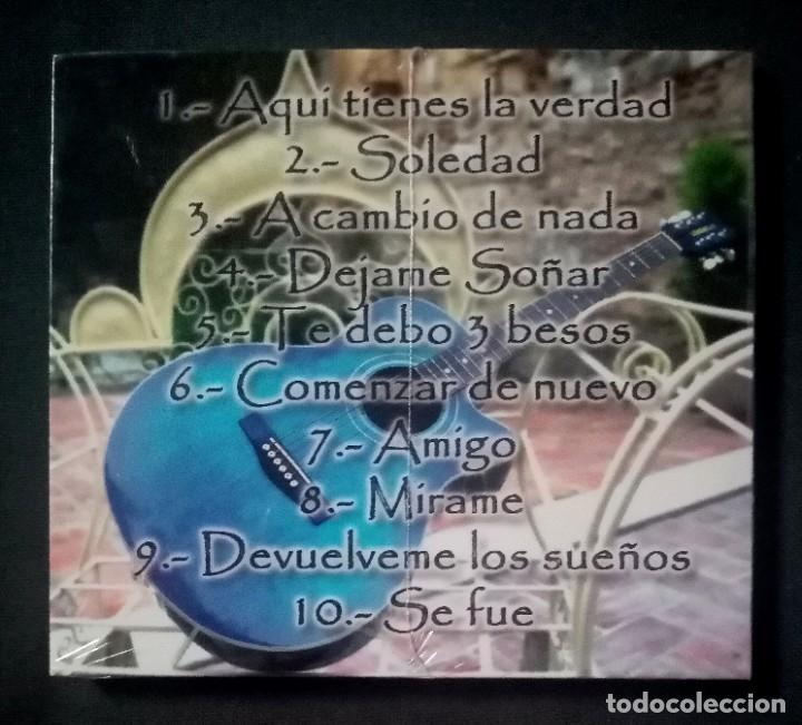 CDs de Música: MIGUEL RUBIALES - Aqui Tienes La Verdad - CD (NUEVO / PRECINTADO) - Foto 2 - 278983103