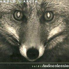 CDs de Música: -SALDREMOS A LA LLUVIA GARCIA MANOLO CD. Lote 279014903