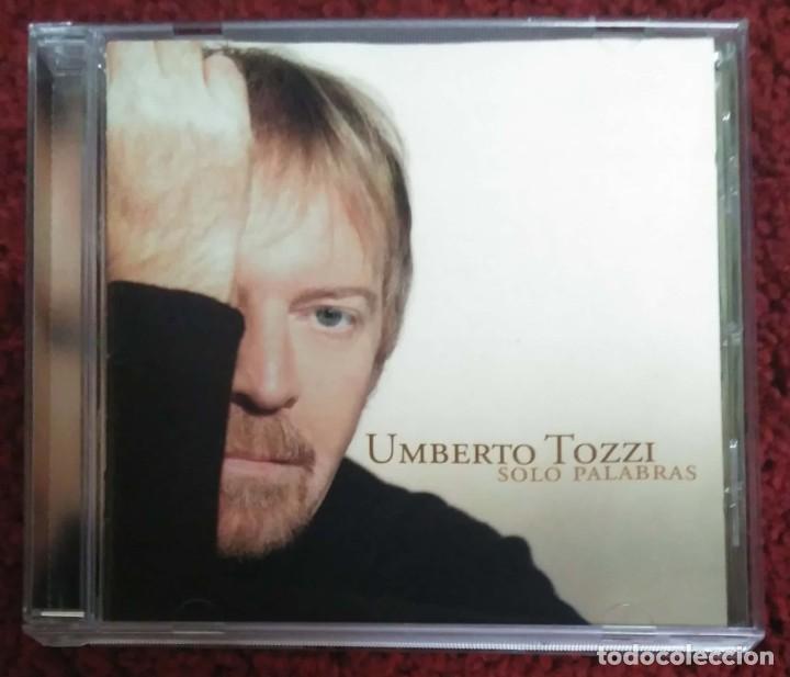 UMBERTO TOZZI (SOLO PALABRAS) CD 2005 (Música - CD's Melódica )